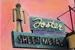Foster's Sheet Metal, Pink